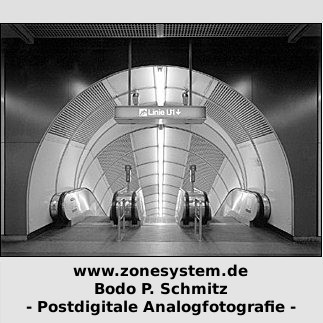 zonesystem.de: Postdigitale Analogfotografie in schwarzweiss nach dem Zonensystem von Bodo P. Schmitz / Postdigital analogue photography from the german photographer Bodo P. Schmitz in black and white using the zonesystem method